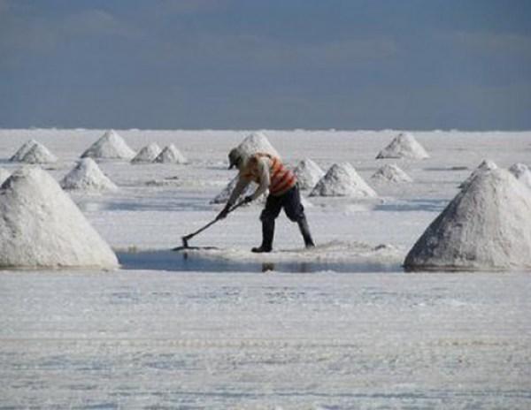 Top 10 Pictures of Amazing Salt Works
