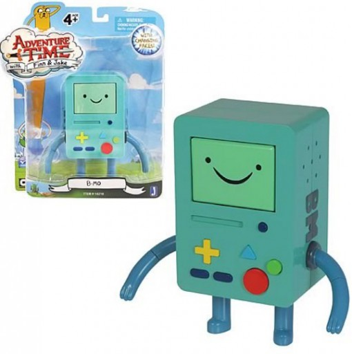 Adventure Time: BMO Action Figure