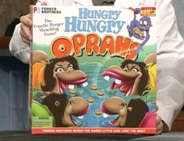 Hungry Hungry Oprahs