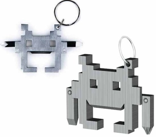 Space Invader Multi Tool