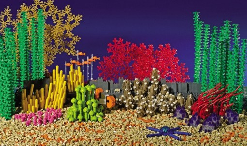 Top 10 Colourful Coral Reef Sculptures