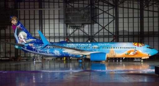 Top 10 Commercial Flight Themed Airplanes