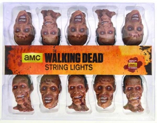 The Walking Dead: Walker Halloween String Lights