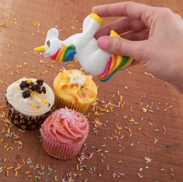 Unicorn Sprinkles Shaker