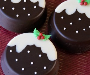 Top 10 Recipes For Christmas Pudding Bites