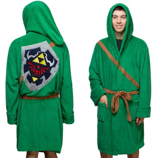 Legend of Zelda Bathrobes