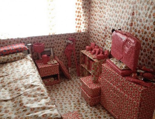 Top 10 Amazing Examples of Wrapping Paper Art