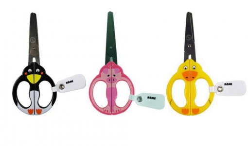 Kids Animal Scissors