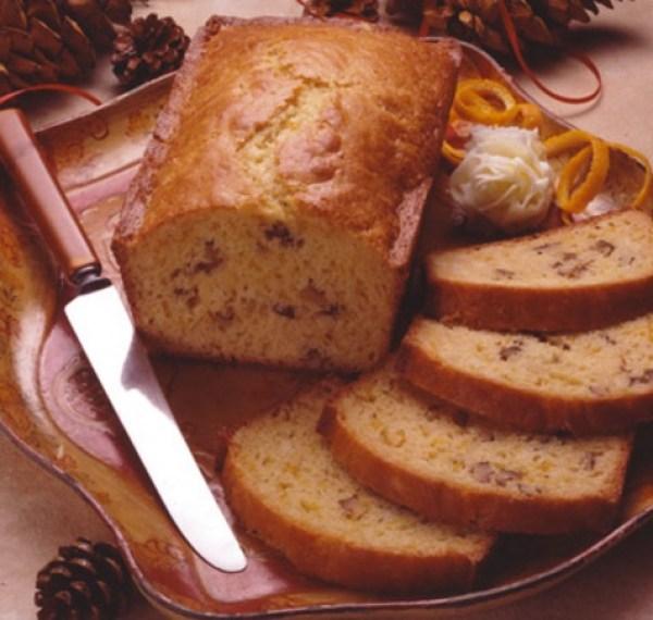 Orange & Walnut Loaf