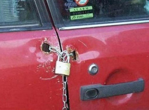 Top 10 People Who Are About To have Their Car Stolen