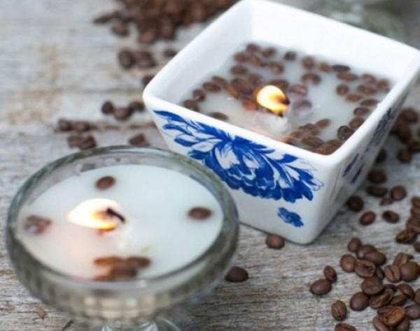 Make French Vanilla Candles