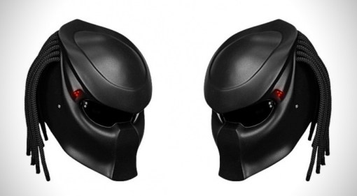 Predator Crash Helmet