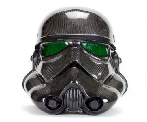 Stormtrooper Crash Helmet