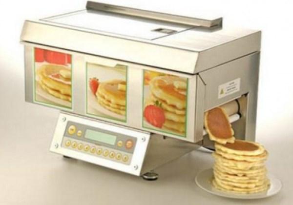 Automatic Pancake Machine
