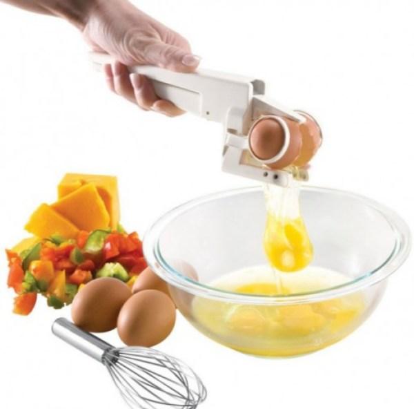 Handheld Egg Cracker