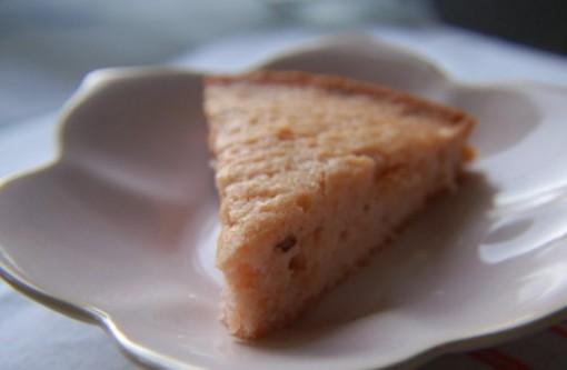 Rose Petal Tea Cake
