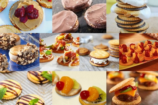 Ten Amazing Ways to Enjoy Ritz Crackers Plus All the Recipes