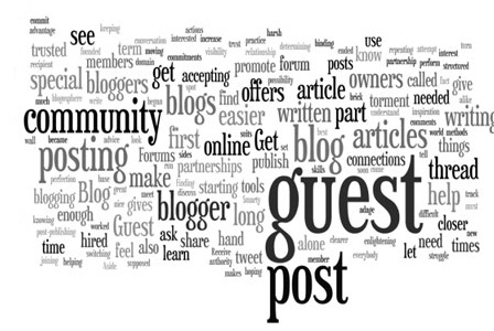 Grow Your Blog: Guest Posting