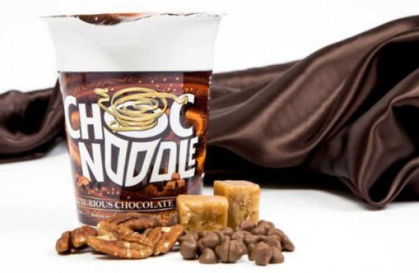 Choc Noodle Chocolate Gift For Easter