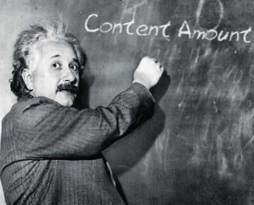 Content Amount