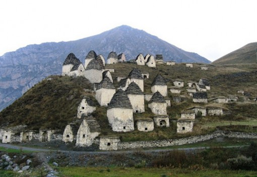 City of the Dead, Ossetia