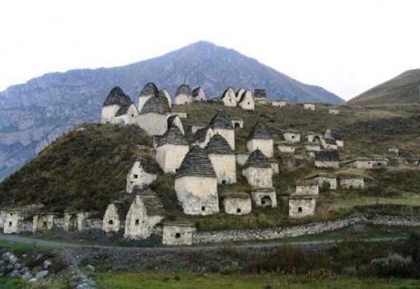 City of the Dead, Ossetia