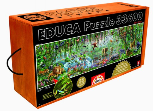 Educa Jigsaw Puzzle - 33, 600 Pieces