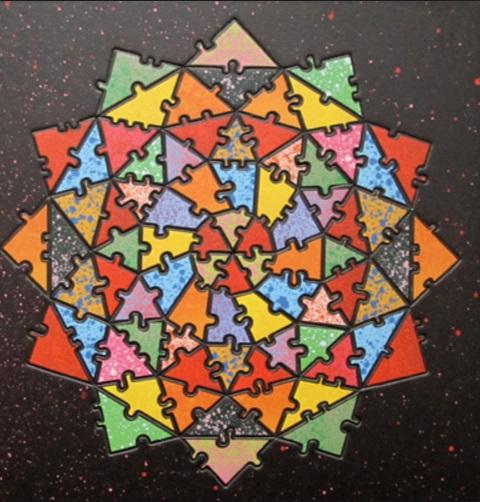 The Baffler Jigsaw Puzzle - 214 Pieces