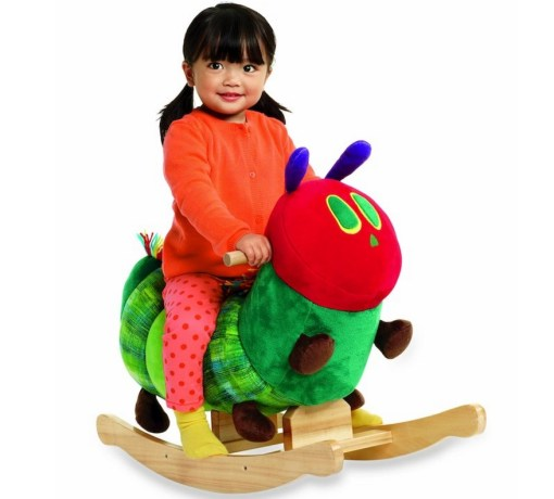 The Very Hungry Caterpillar Ride On