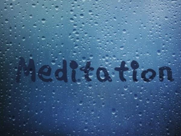 Keep On Blogging: Meditation
