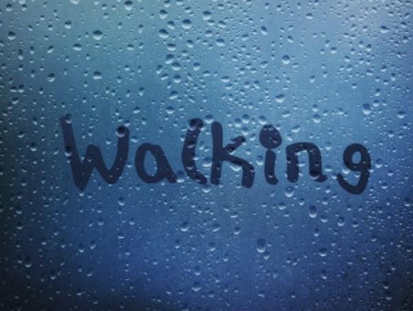 Keep On Blogging: Walking