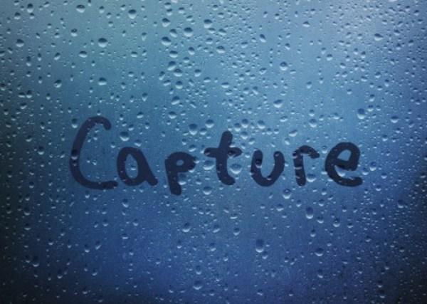 Keep On Blogging: Capture