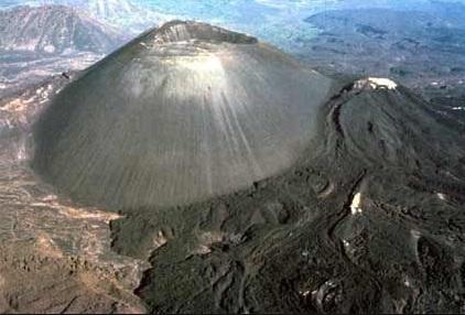 Paricutin Volcano, Michoacán