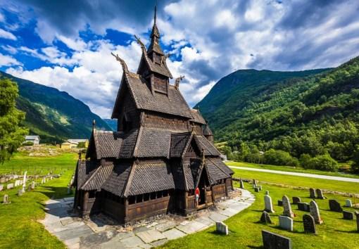 Borgund Stave Church, Borgund