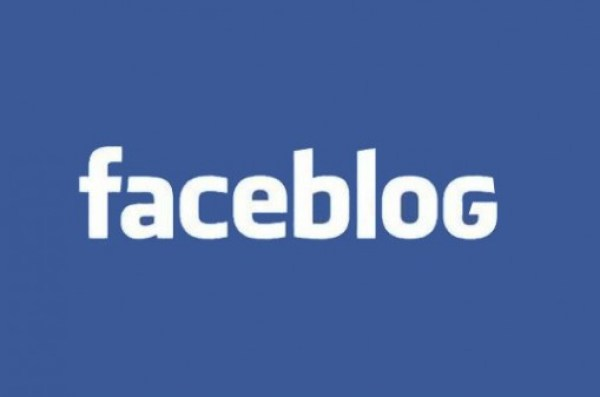 Facebook Blogging Network