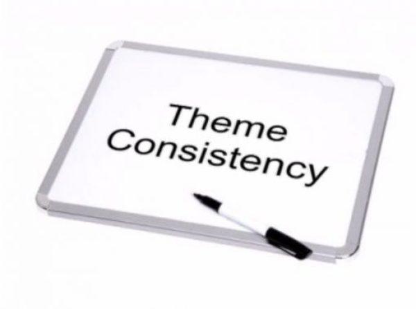 Theme Consistency