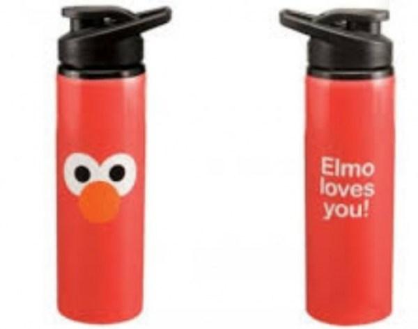 Elmo Water Bottle