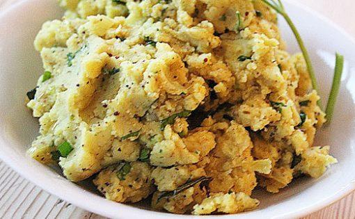 Masala Mashed Potatoes