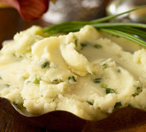Buttermilk Mashed Potato