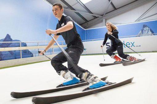 Ski Slope Fitness Events