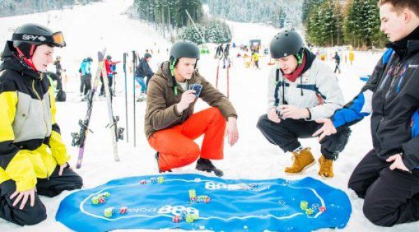 Ski Slope Poker Tournaments