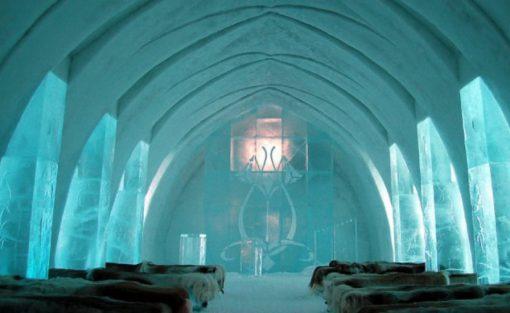 Icehotel, Jukkasjärvi