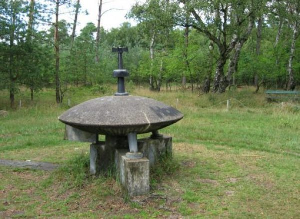 Ängelholm UFO Memorial, Ängelholm