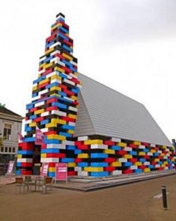 Lego Church, Enschede
