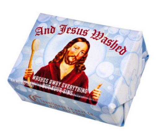 Jesus Soap