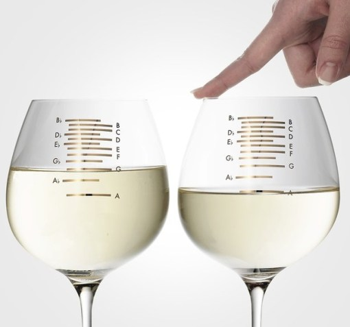 Musical Wine Glass