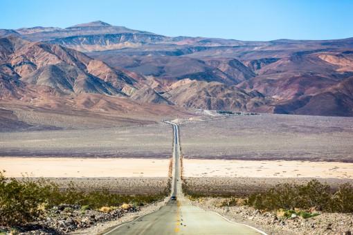 Lippincott Mine Road, USA