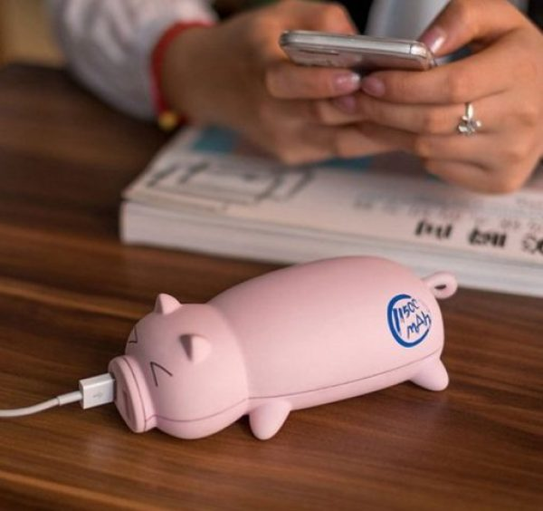Pig Portable Power Bank