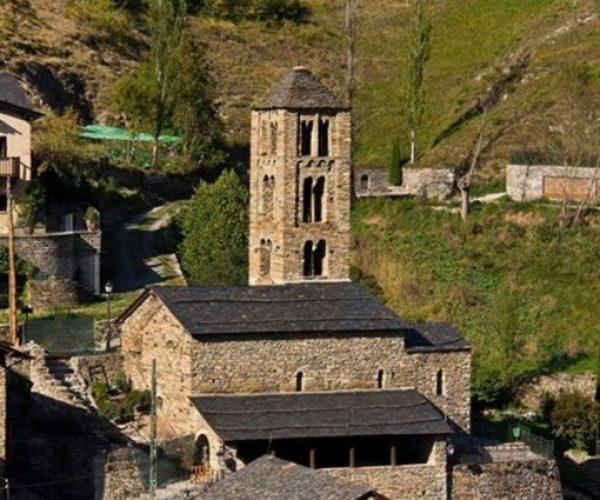 Church of Sant Climent de Pal, Pal