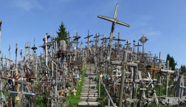 Hill of Crosses, Meškuičių
